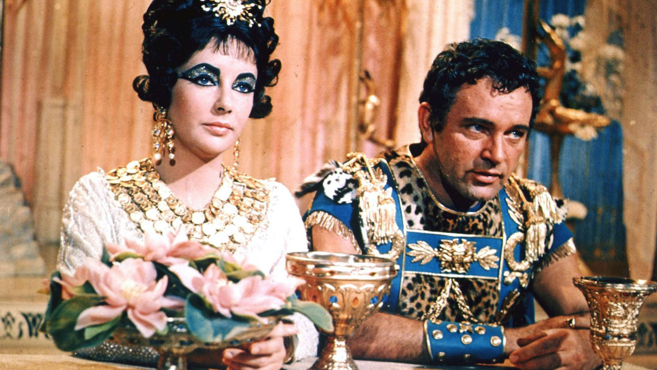 Cleopatra 1963 English Ievenn
